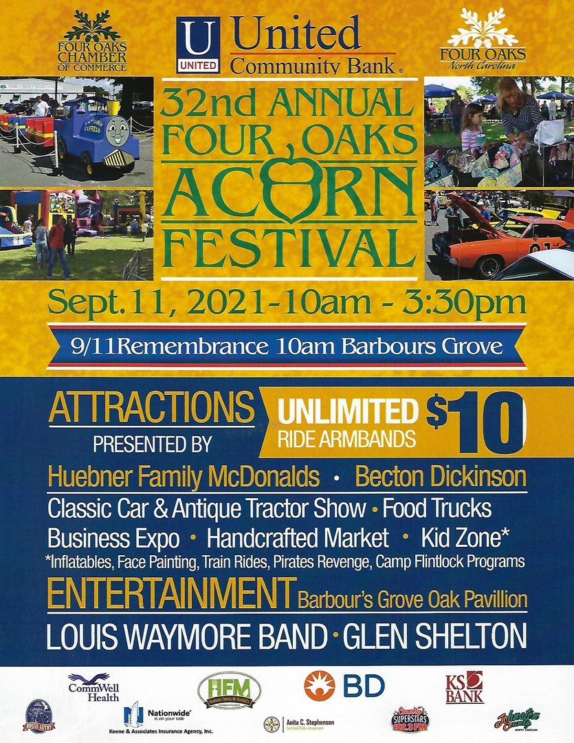 Four Oaks Acorn Festival
