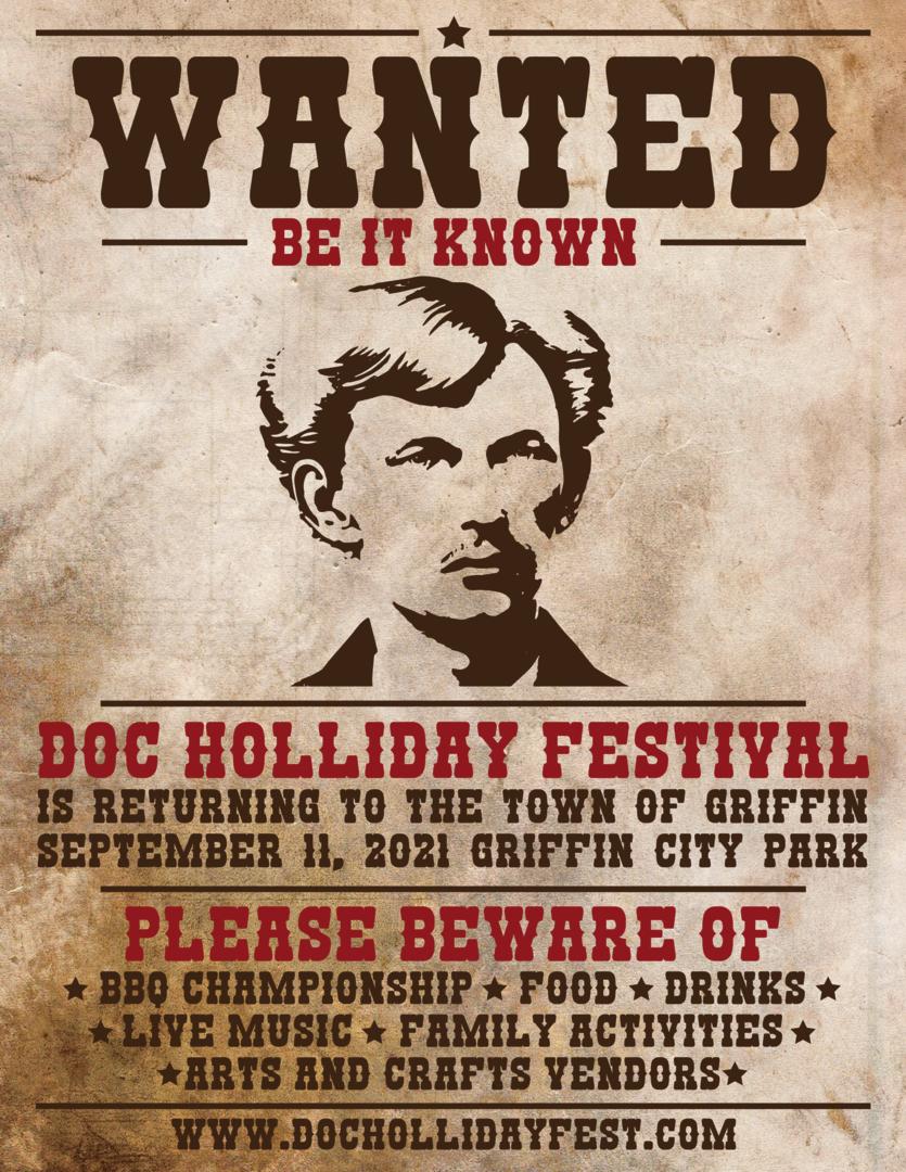 Doc Holliday Festival