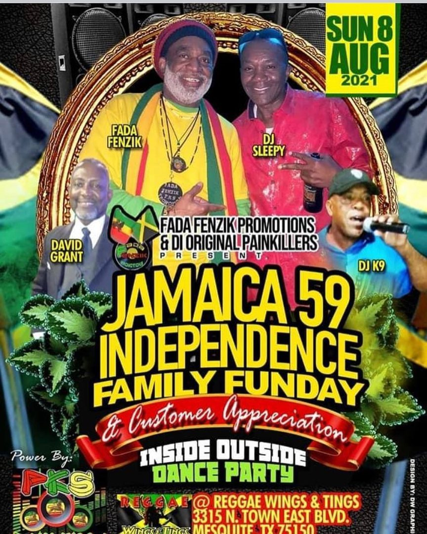 Jamaica 59 Independence Family Funday