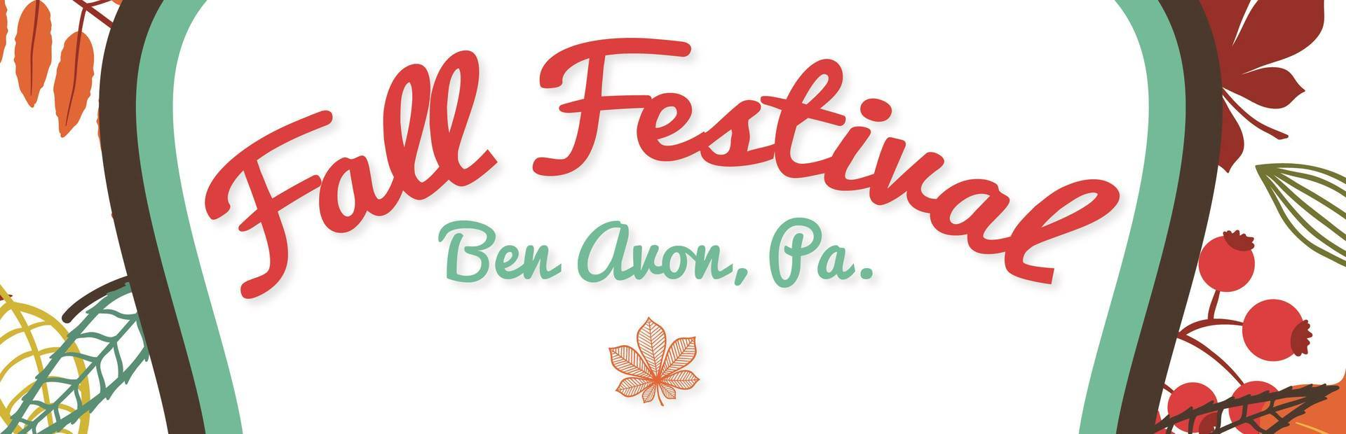 Ben Avon Fall Festival