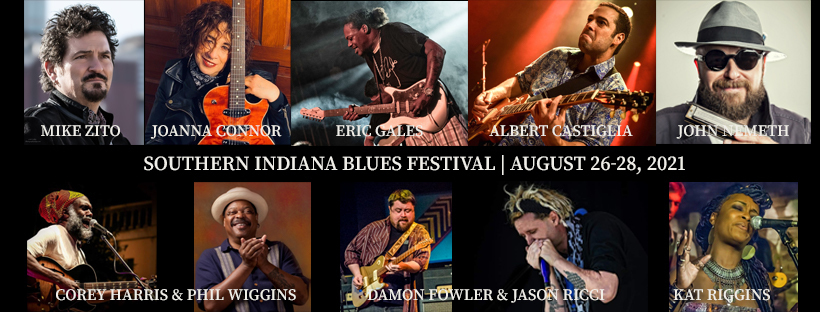 Southern Indiana Blues Festival