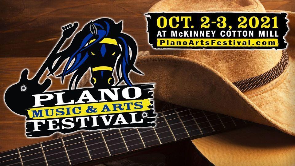 Plano-McKinney Music & Arts Festival at McKinney Cotton Mill