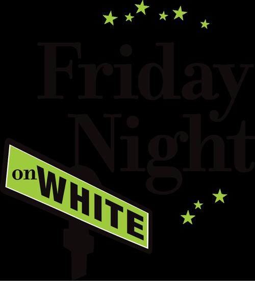 Friday Night on White