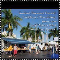 Santini Farmers Market Fort Myers Beach