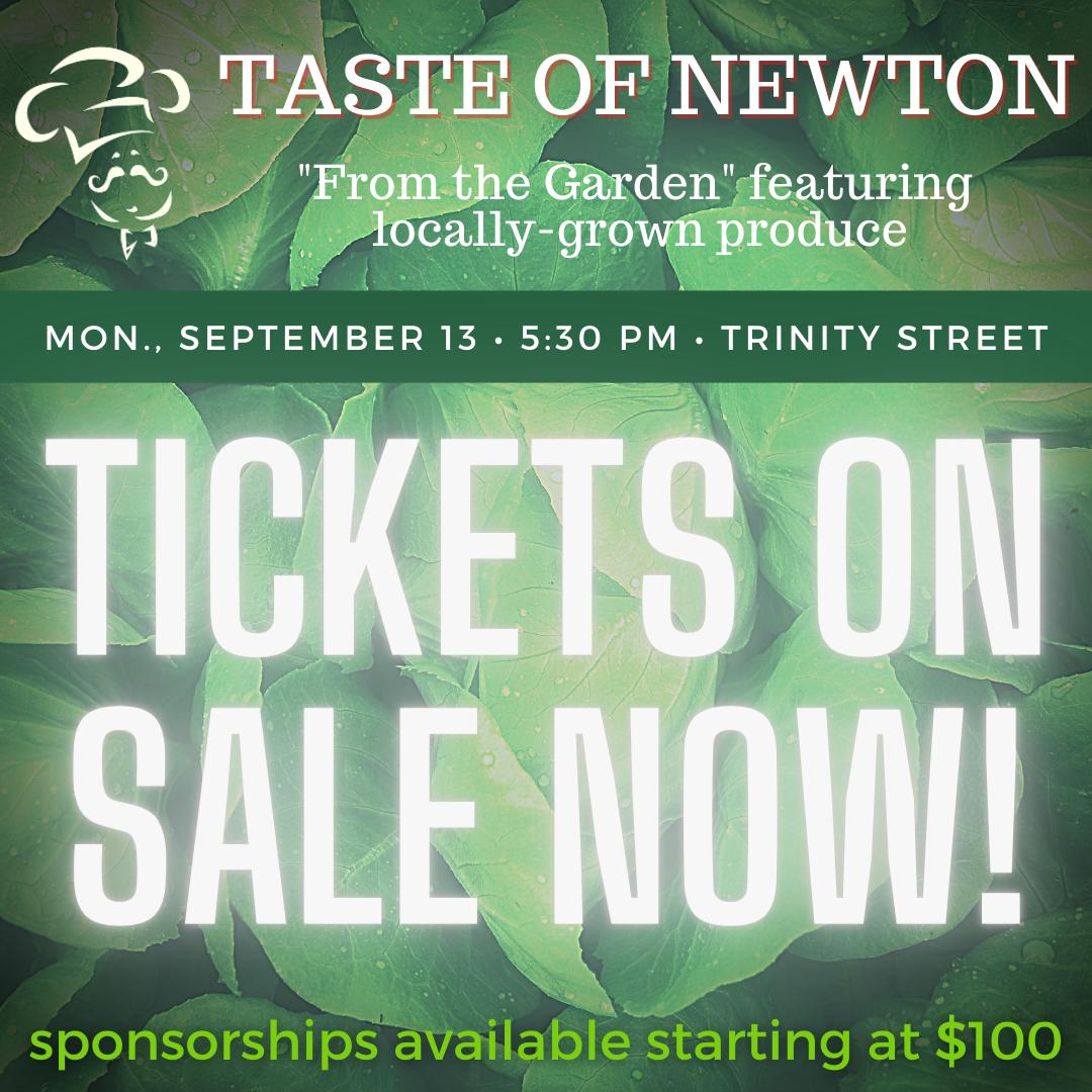 Taste of Newton