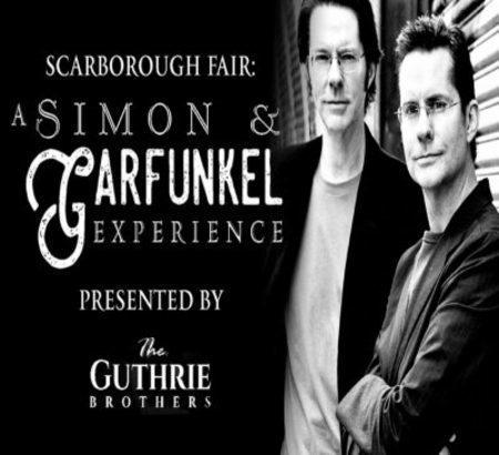 Guthrie Brothers: Simon & Garfunkel Experience