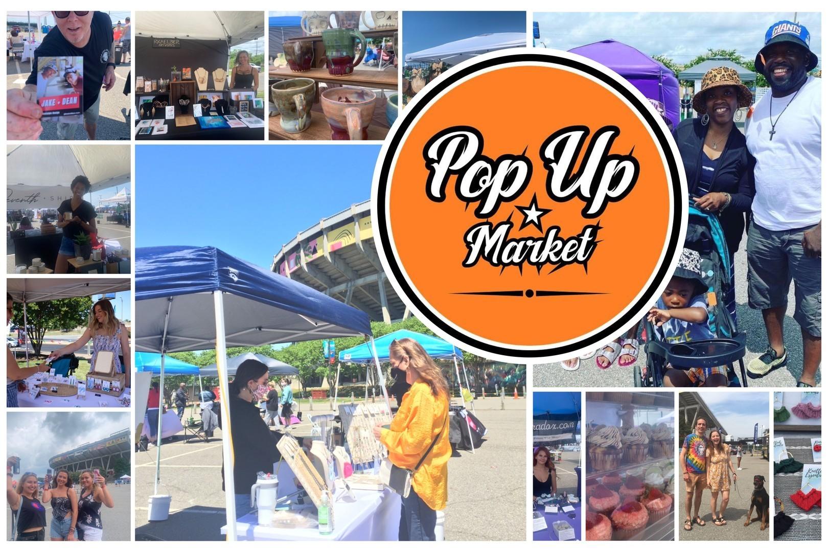 PopUp Market at The Diamond