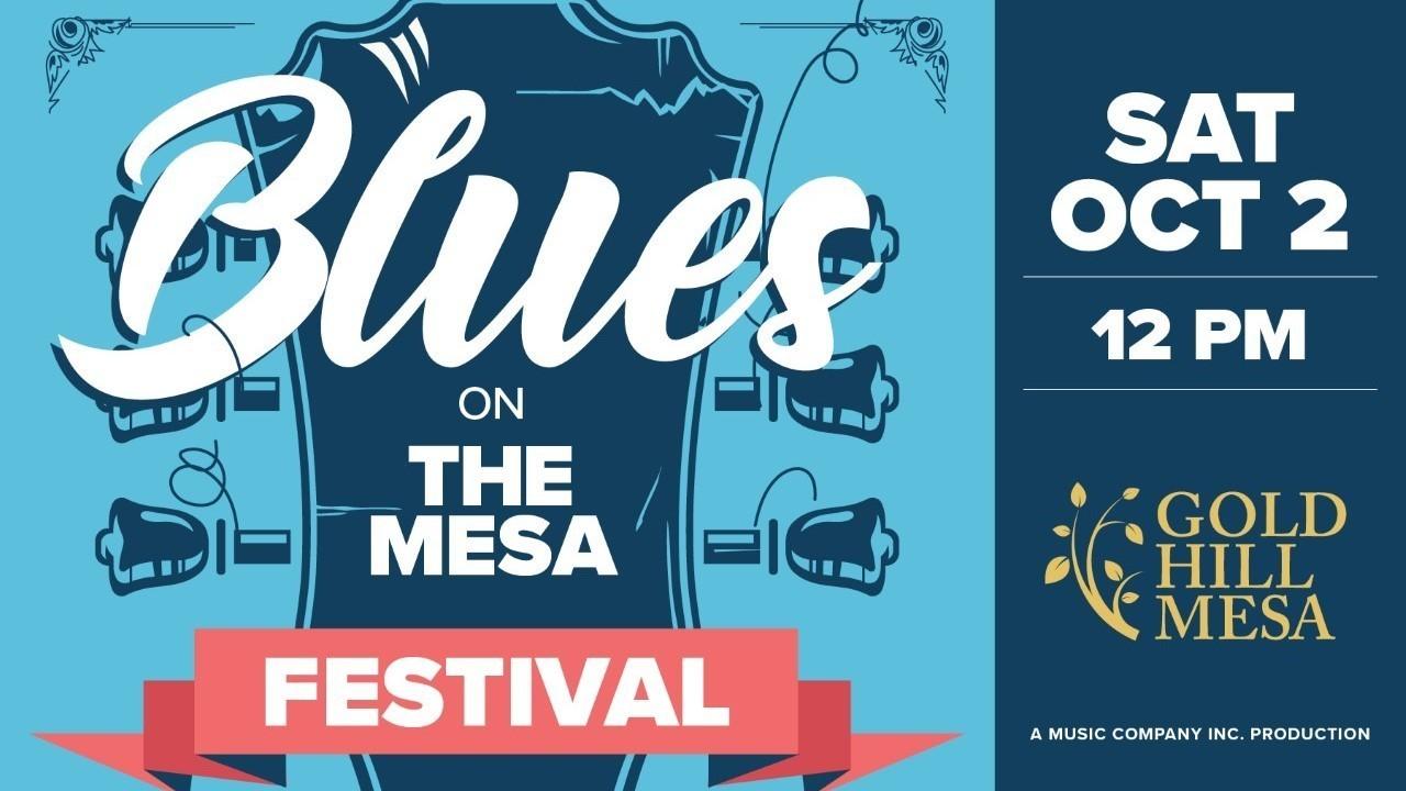 Blues On The Mesa - Blues On The Mesa