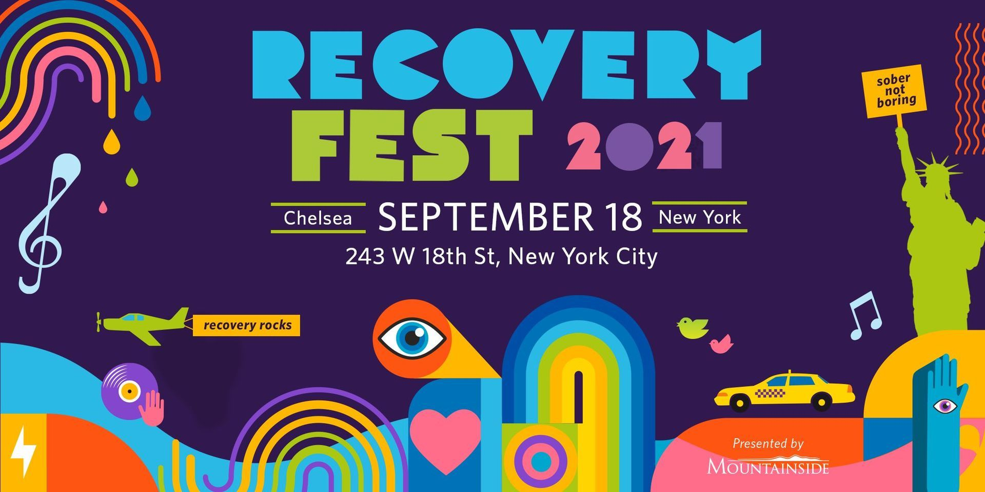 Recovery Fest 2021