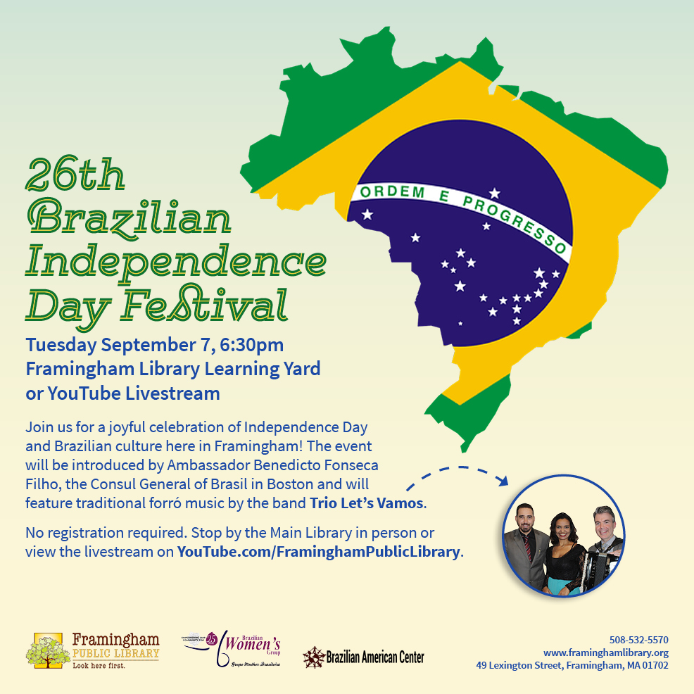 26th Brazilian Independence Day Festival