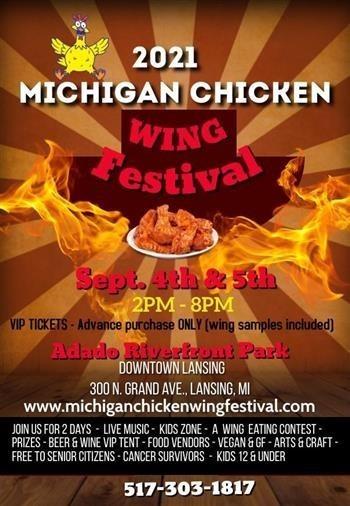 2021 Michigan Chicken Wing Festival