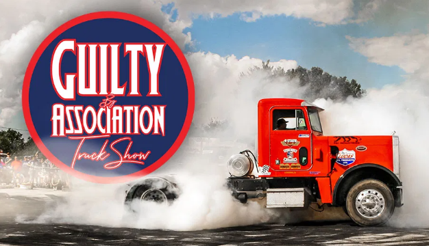 Guilty by Association Truck Show & Jamboree.