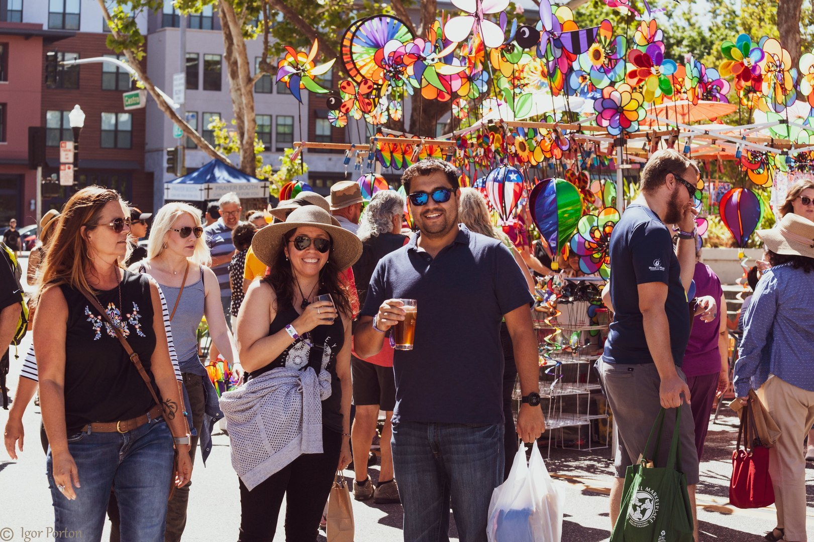 Mountain View Art & Wine Festival, Pint-Sized Edition, The Revival!