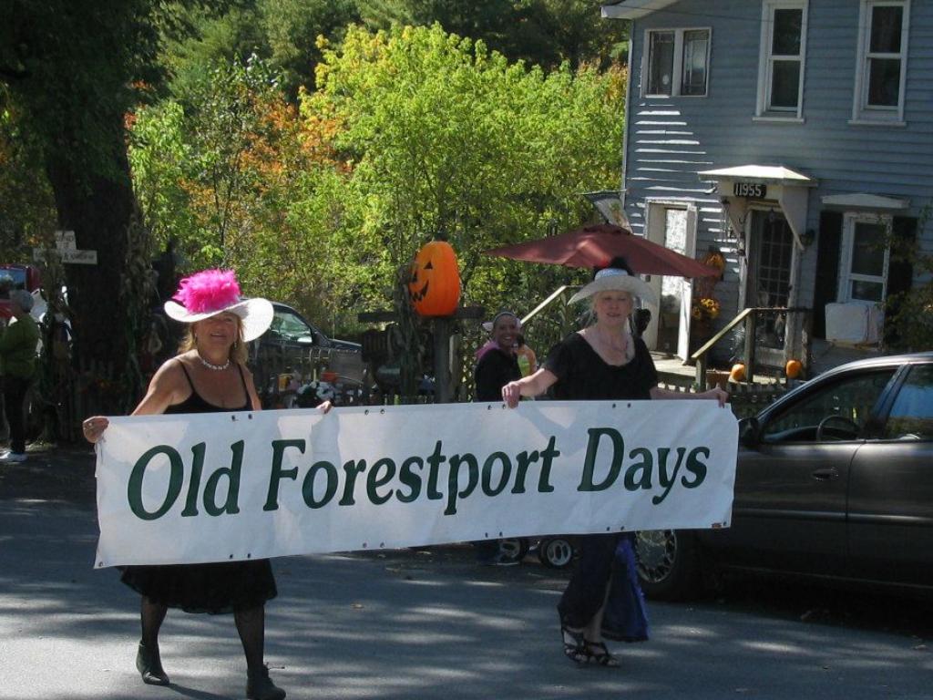 Old Forestport Days