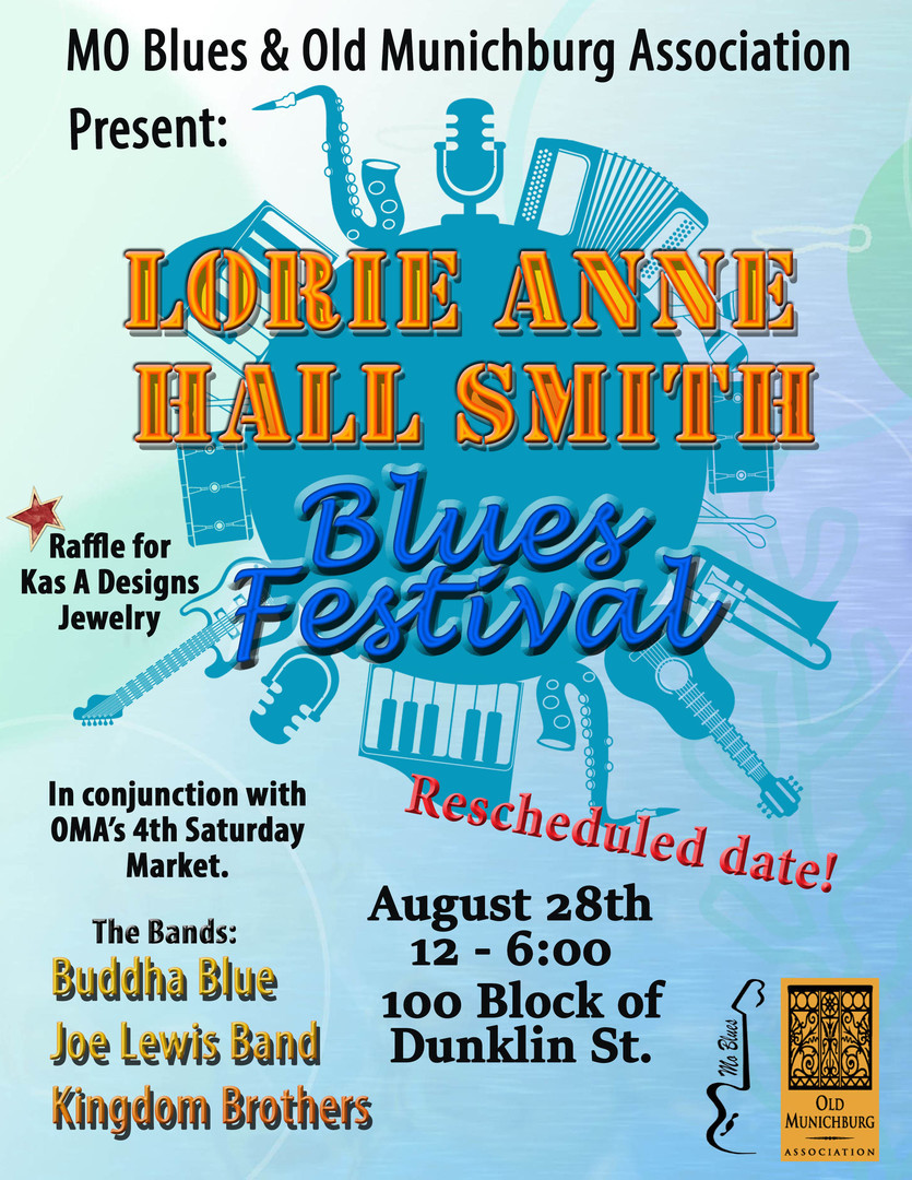 Lorie Anne Hall Smith Blues Festival