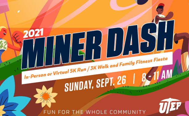 11th Annual Miner Dash & Family Fitness Fiesta
