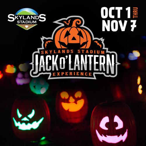 Jack-O-Lantern Experience