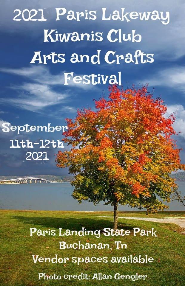Paris Lakeway Kiwanis Club Arts & Crafts Festival