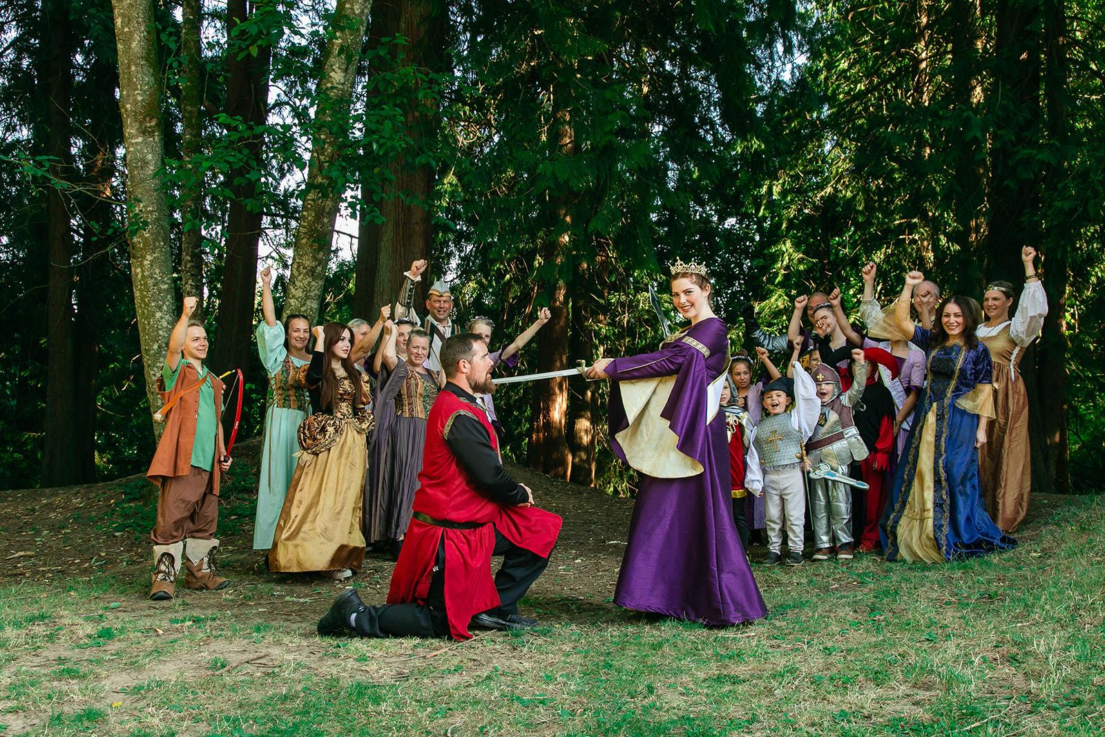 Sherwood Robin Hood Festival 2021 - Sherwood Robin Hood Festival 2021