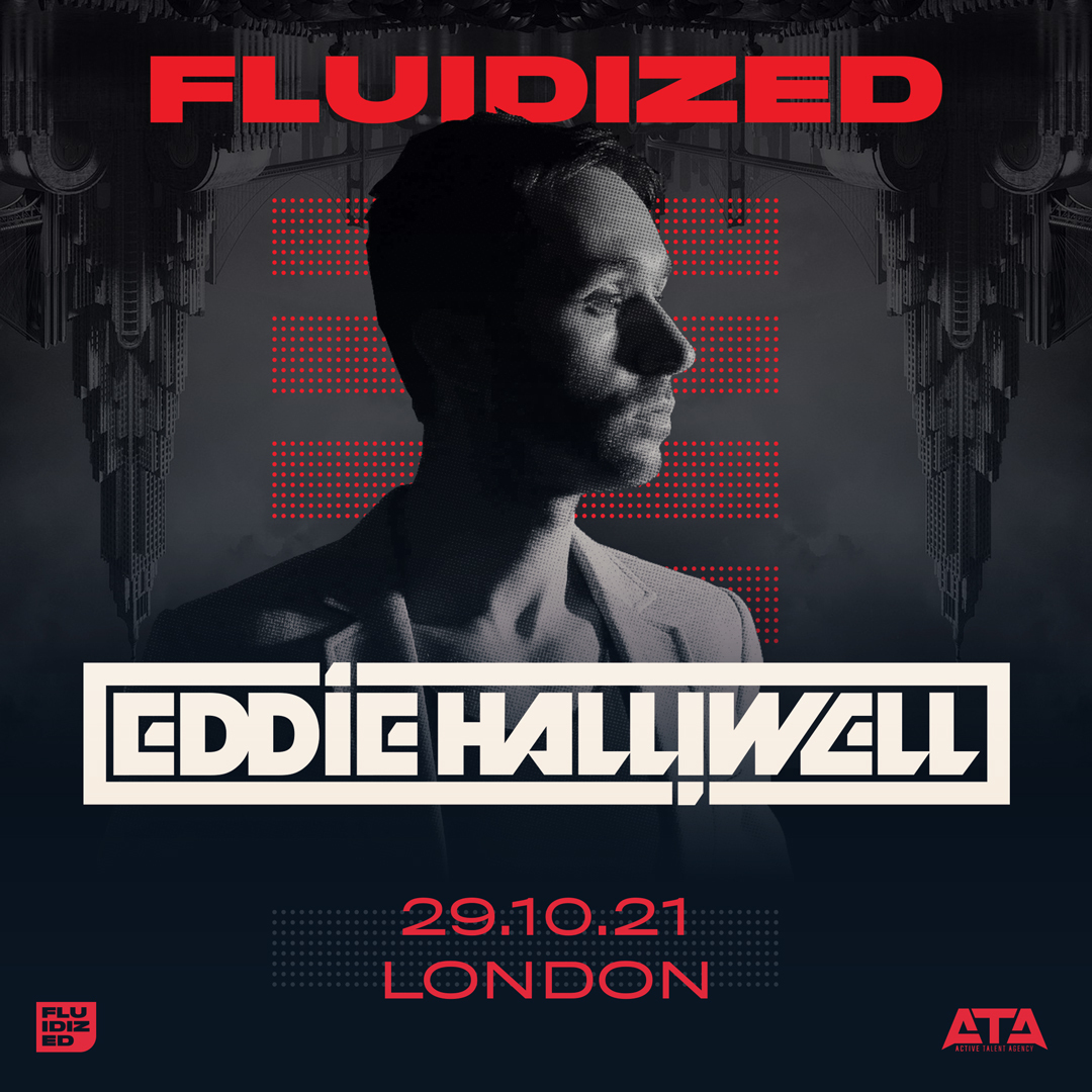 Fluidized presents Eddie Halliwell on The Dutch Master