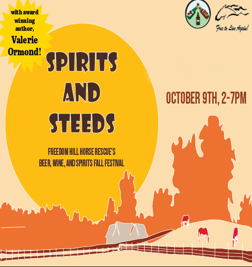 Freedom Hill Horse Rescue's Spirit and Steeds Fall Festival