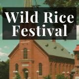 St. Mary's Wild Rice Festival