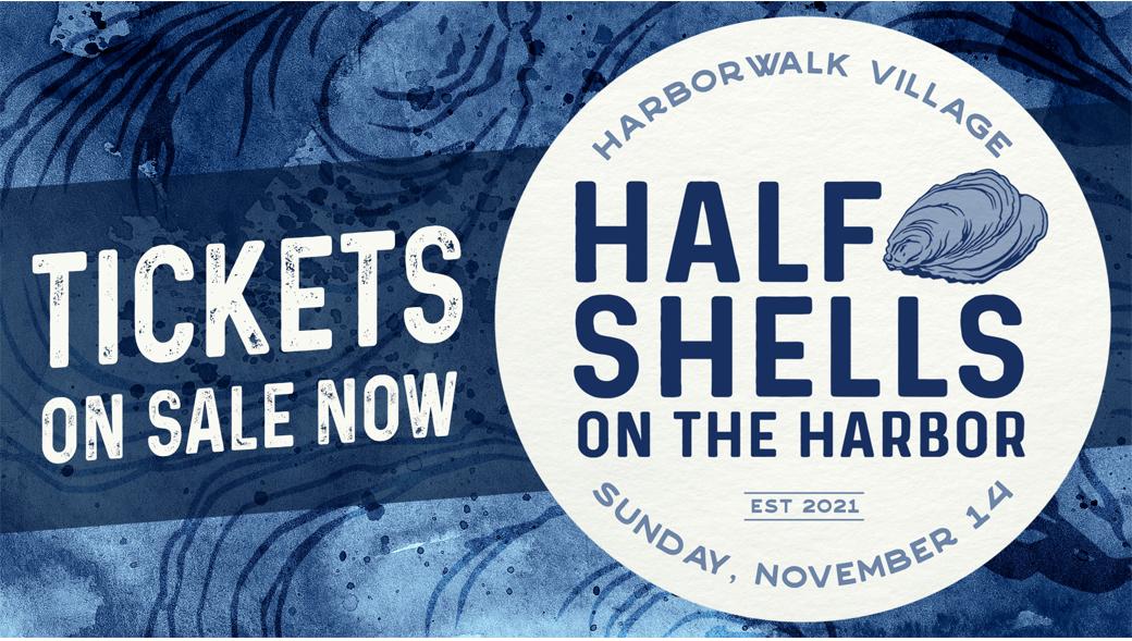 Half Shells on the Harbor