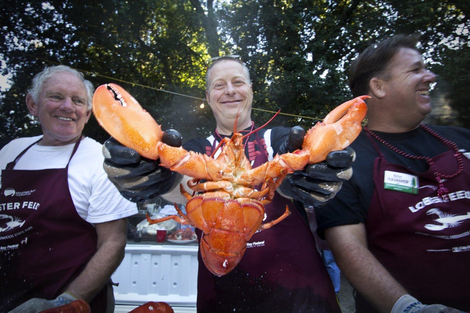 26th Annual Felton Lobster Feed