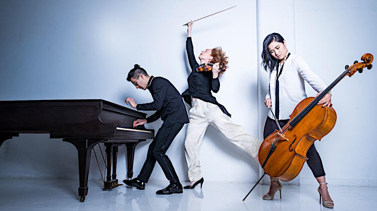 American Music Festival presents the Merz Trio