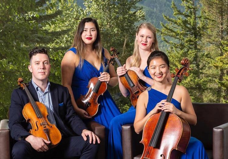 American Music Festival presents The Ulysses String Quartet