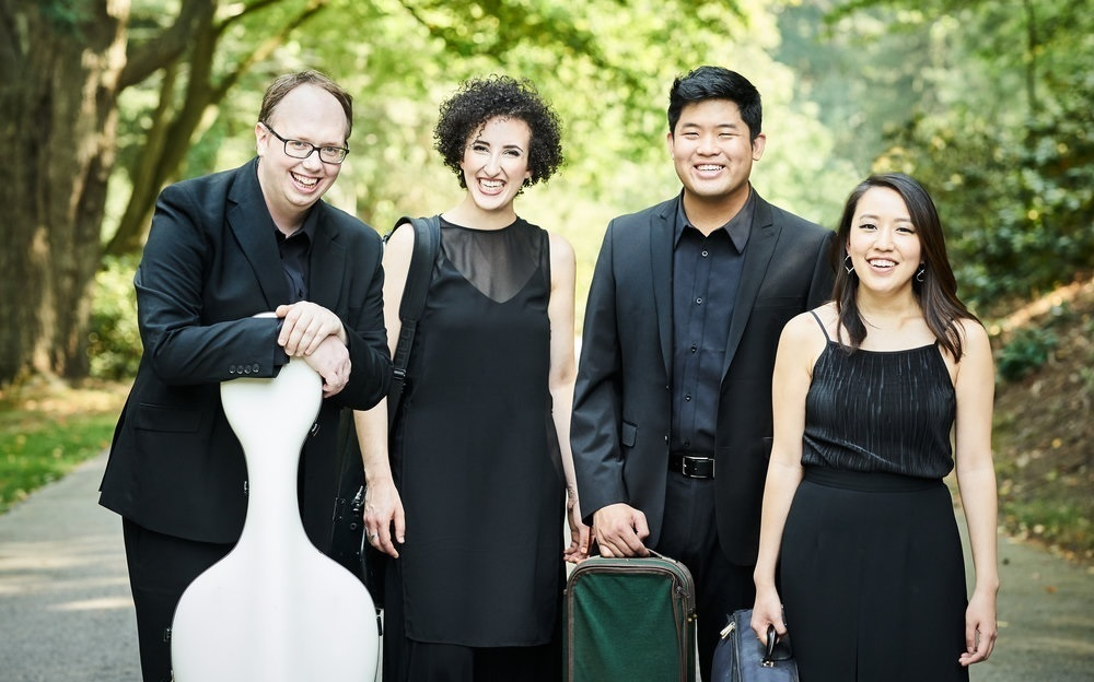 American Music Festival presents  The Verona Quartet