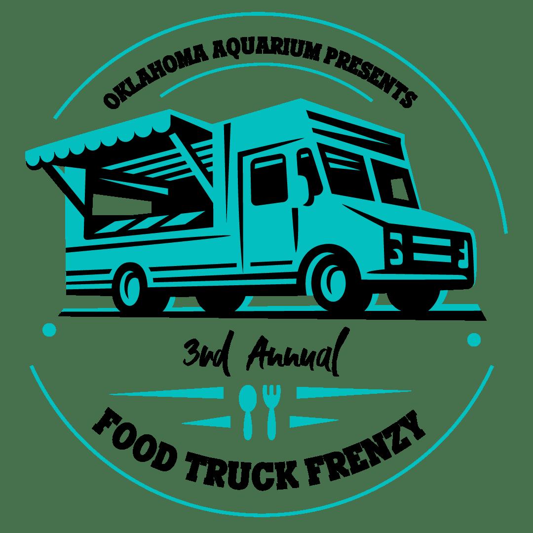 3rd Annual Food Truck Frenzy Jenks aquarium!