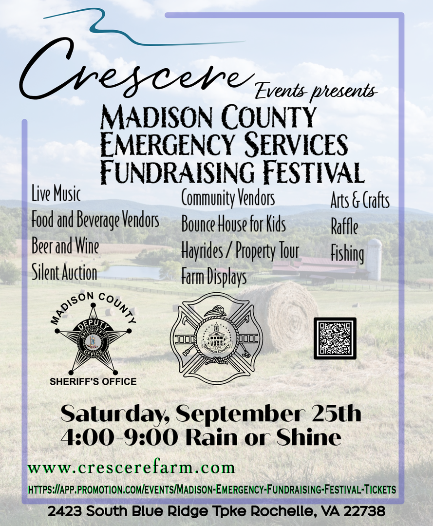 Madison County Emergency Services Fundraising Festival