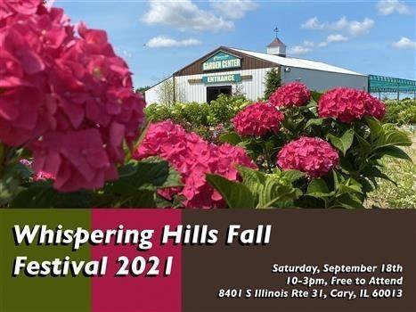 Whispering Hills Fall Festival 2021