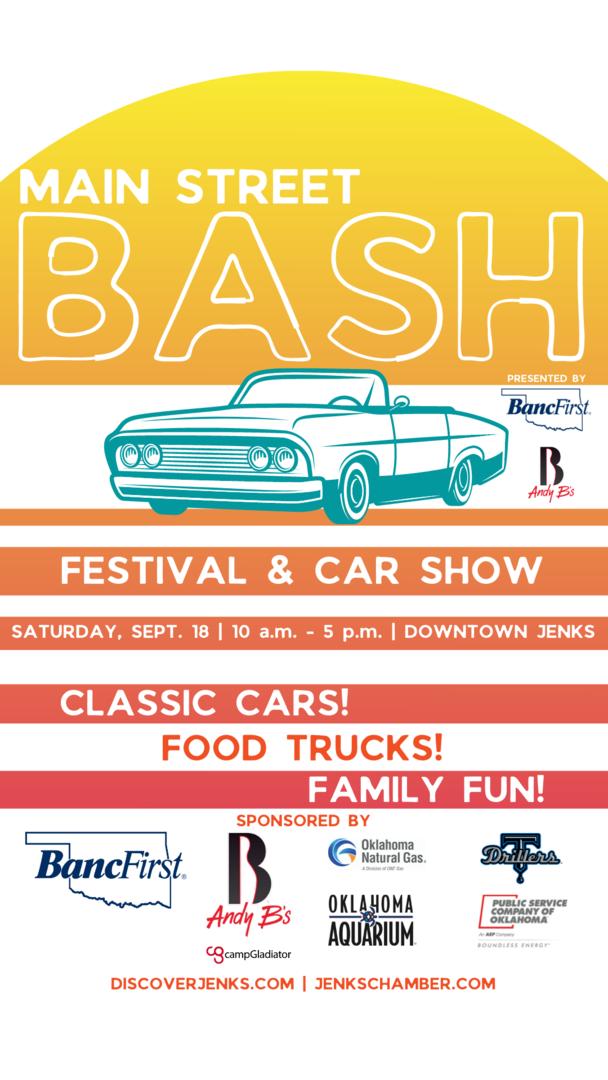 Main Street Bash Festival & Car Show