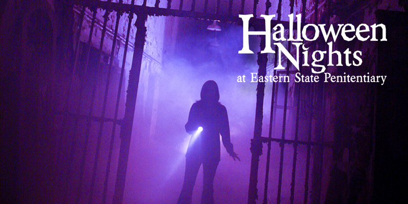 Halloween Nights at Eastern State Penitentiary