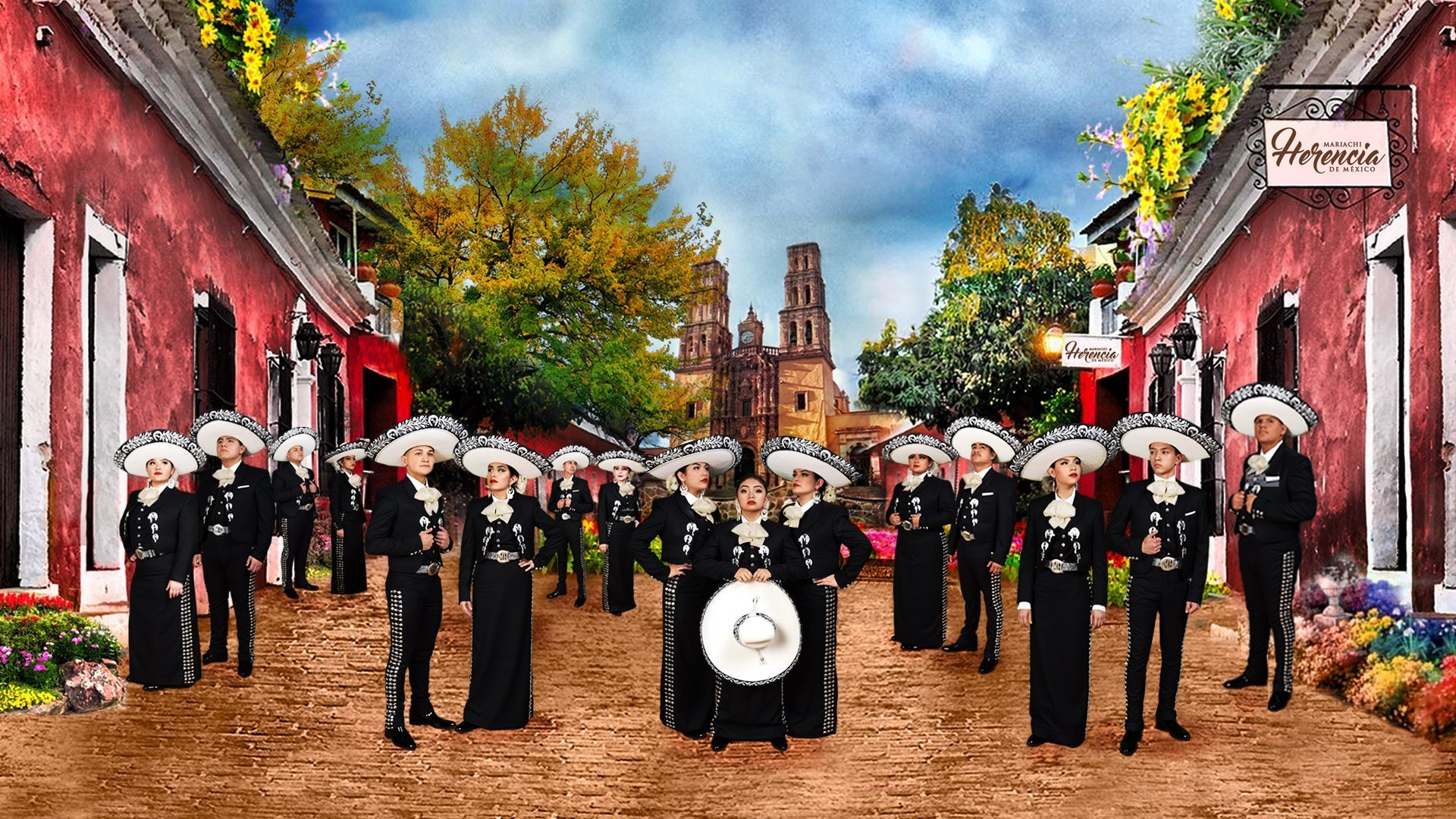 Mariachi Herencia de Mexico Concert for Goshen's First Hispanic Heritage Month