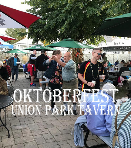 Oktoberfest with Live Music by MGV Harmonia, Hungry Five Brass Band