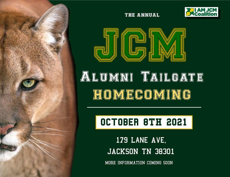 The Annual JCM Alumni Tailgate