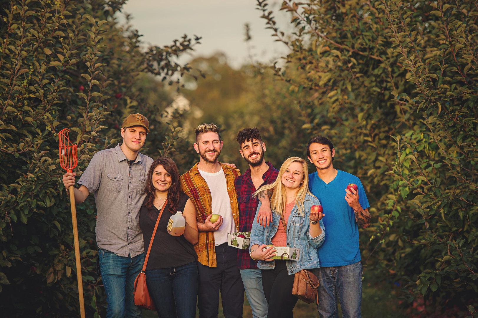 Apple Festival at Linvilla Orchards