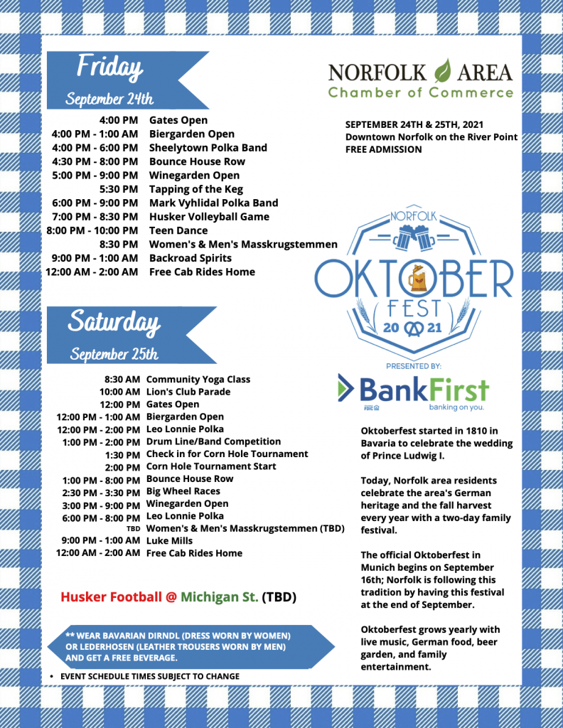 Norfolk Octoberfest