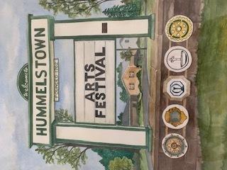 39th Annual Hummelstown Art Festival