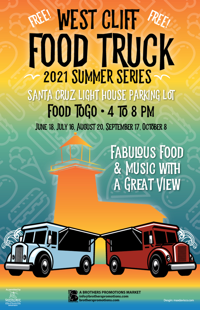 West Cliff Food Truck Series 2021