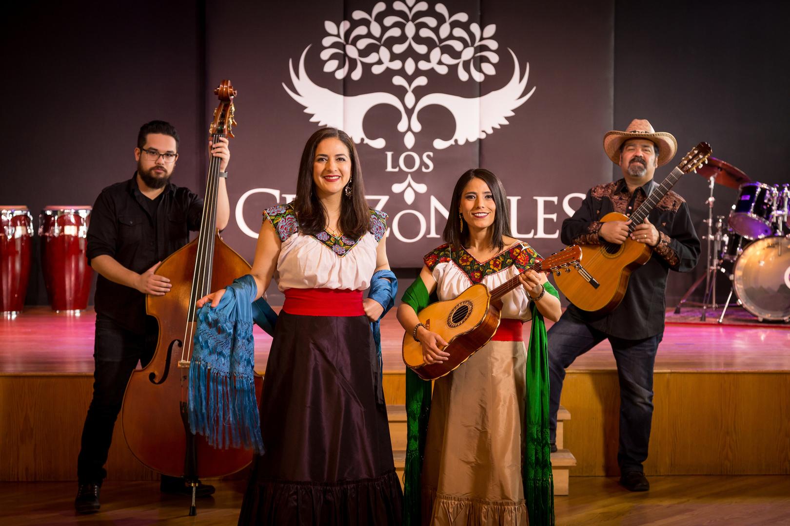 Celebrando la Cultura: Los Cenzontles in Watsonville