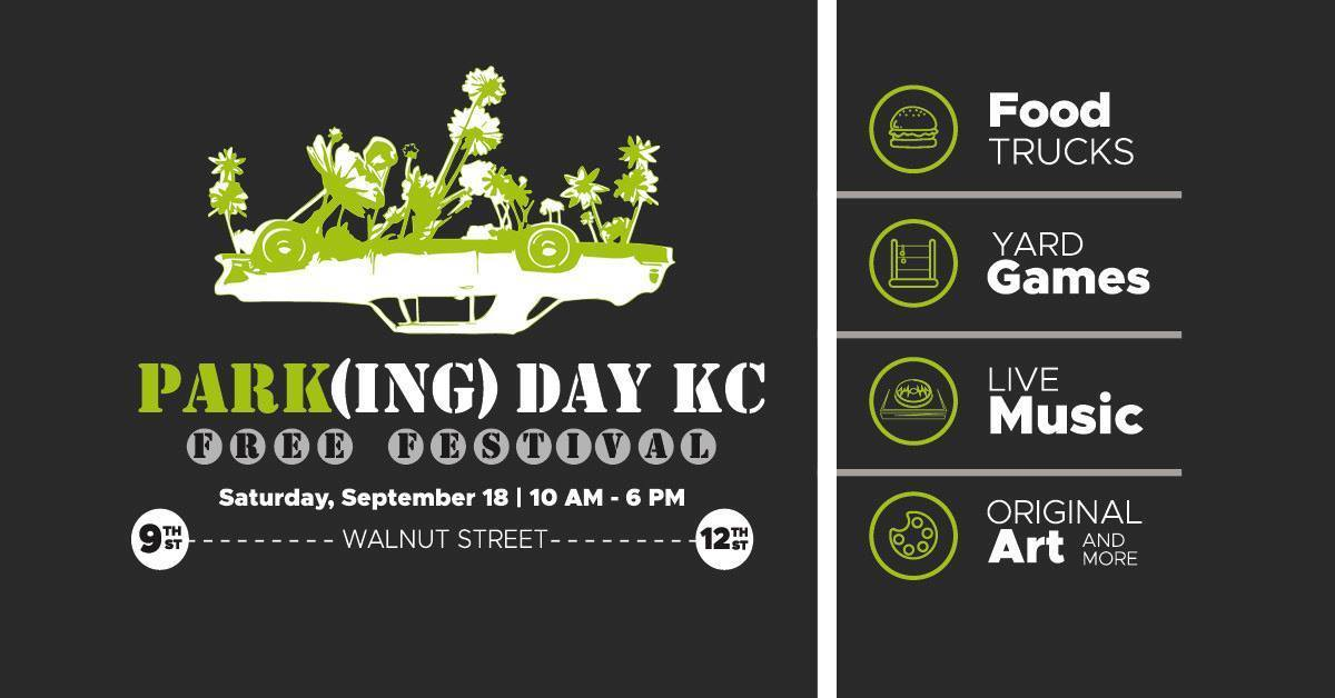 PARK(ing) Day KC Festival