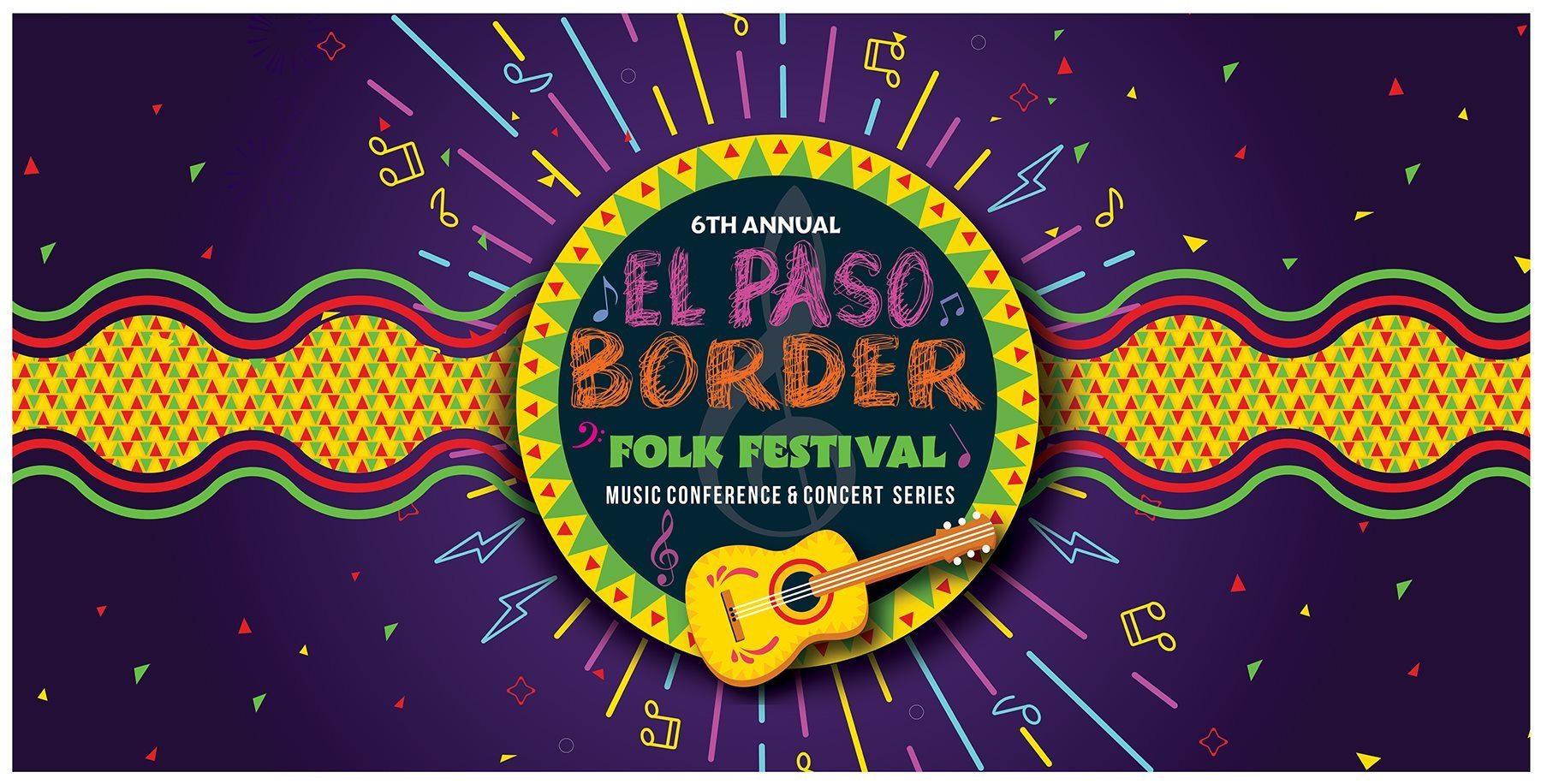 El Paso Border Folk Festival- Mariachi & Ballet Folklorico Night at the Fountains