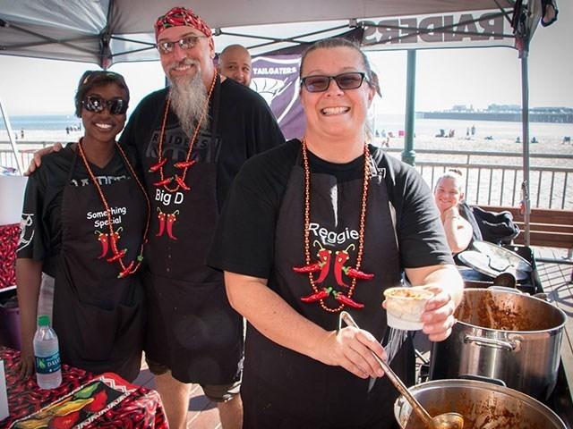 Annual Boardwalk Chili Cook-Off