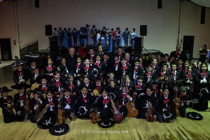 Dr V Tardeada (Mariachi festival)