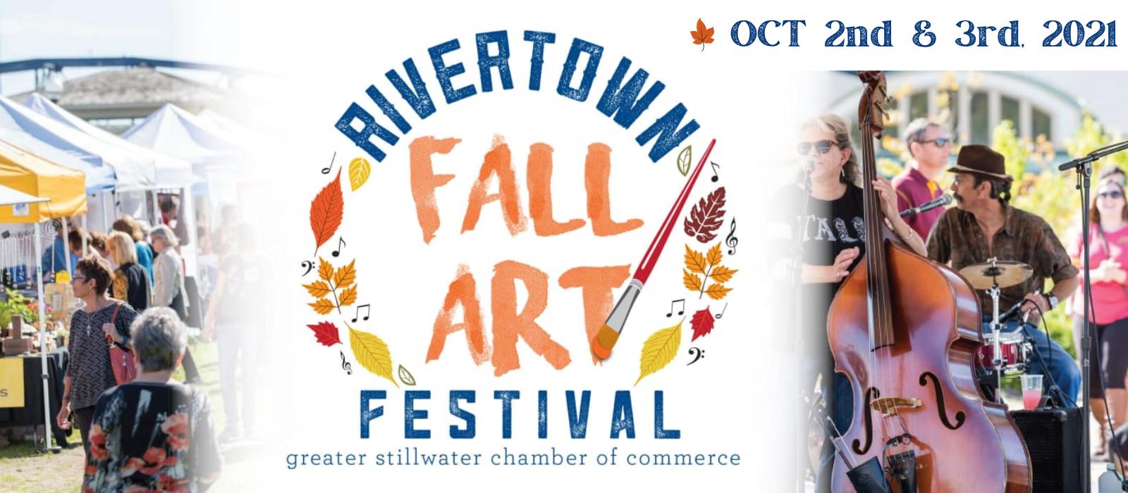 RIVERTOWN FALL ART FESTIVAL 2021