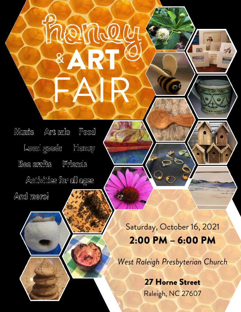 Honey & Art Fair